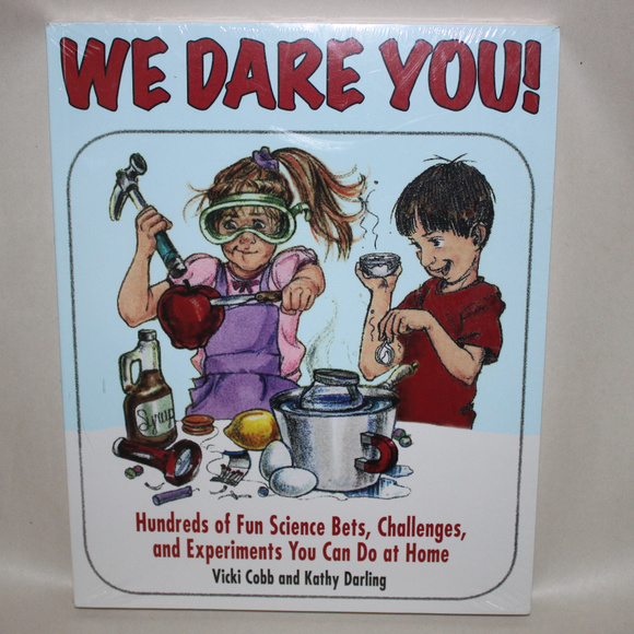 Other - We Dare You! Paperback Book - BRAND NEW in Plastic